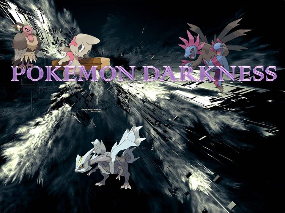Pokémon darkness