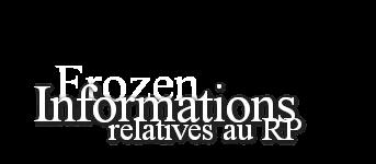 Règles générales & Infos relatives au Role Play Info10