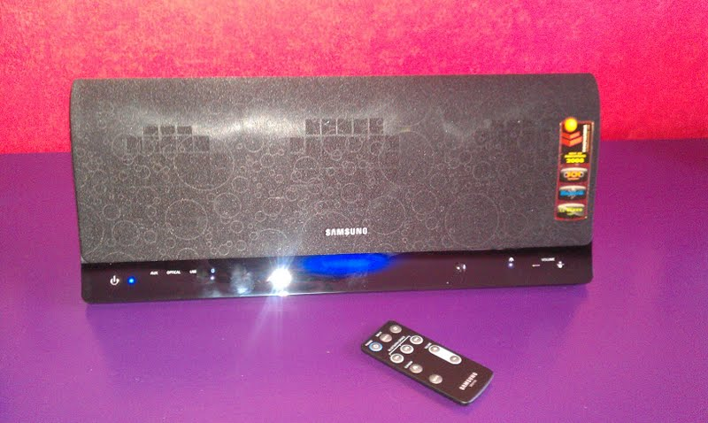 [MOBILEFUN.FR] Enceinte Bluetooth Samsung SBR-510 Btsams10