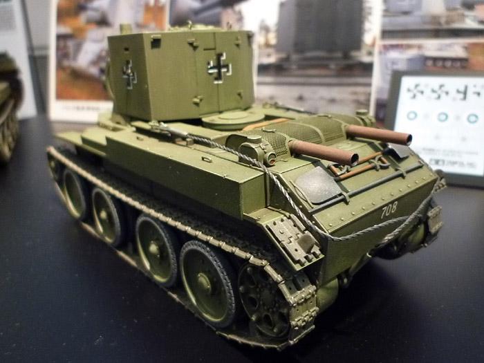 New from Tamiya - Finnish  Army Assault Gun BT-42  35318_10