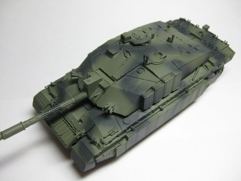 Challenger 2 w/Bar Armour Challe11