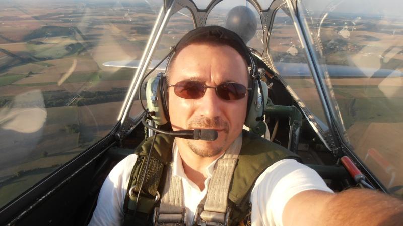 Petit vol en T6 P8290418