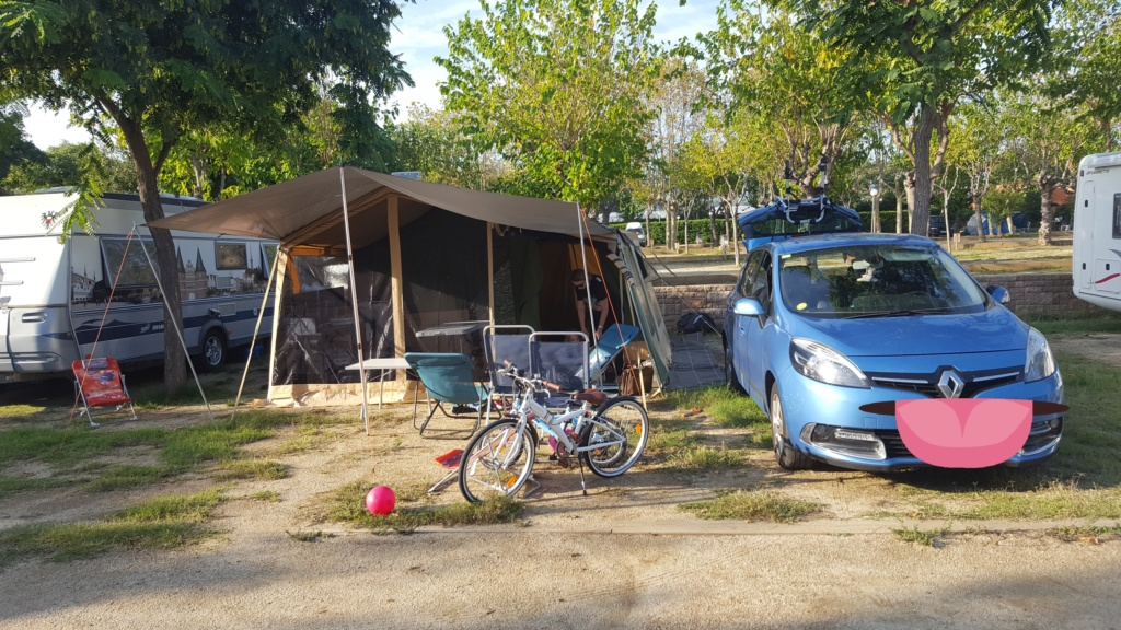 Camping Barcelone 20181018