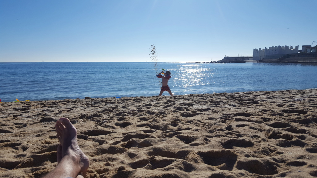 Camping Barcelone 20181021