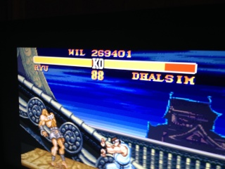 "Hiscores ""Street Fighter 2 Turbo"" hard  Image12"