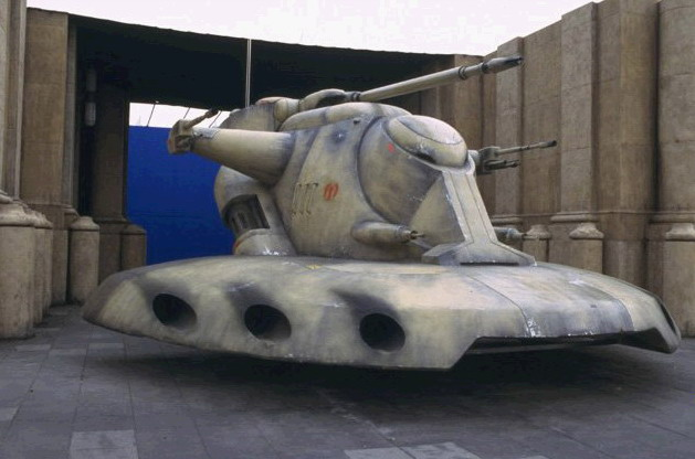 Tank de la fédération (AMT)  Char110
