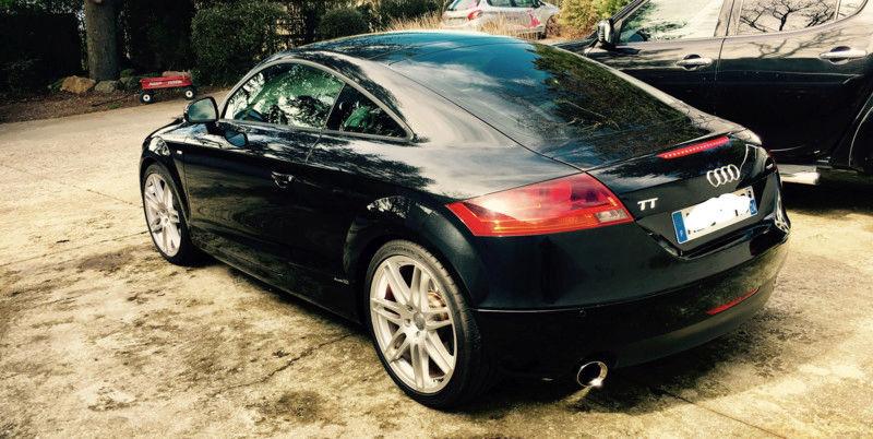 Audi tt v6 quattro loire 15209210