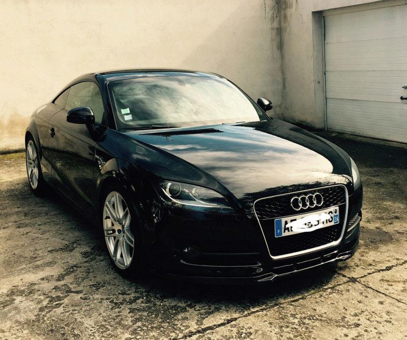 Audi tt v6 quattro loire 15209211