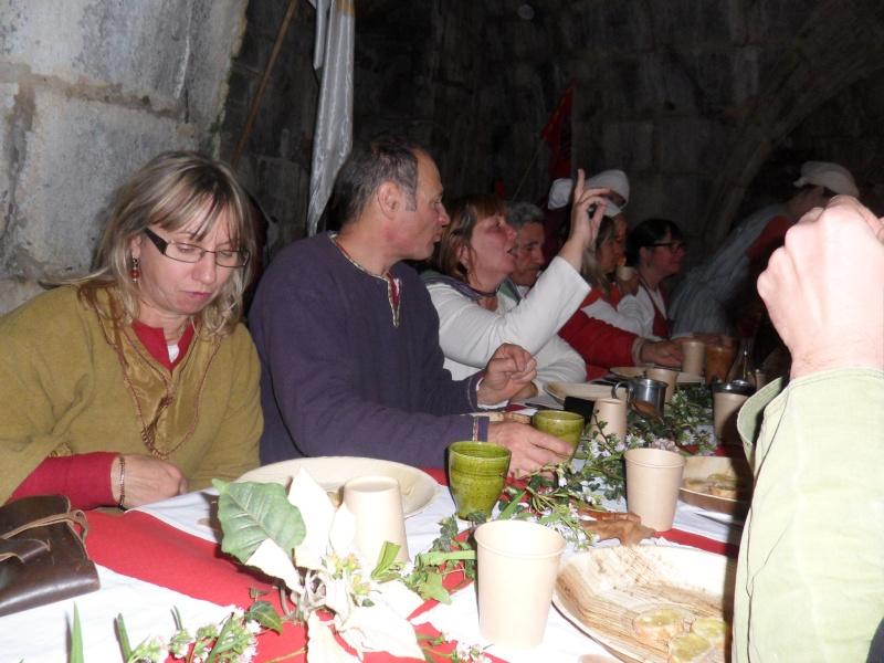 3ème Tournoi d'archerie de Brame-Farine (Fort Barraux 17 et 18 Octobre 2015) Sam_3911