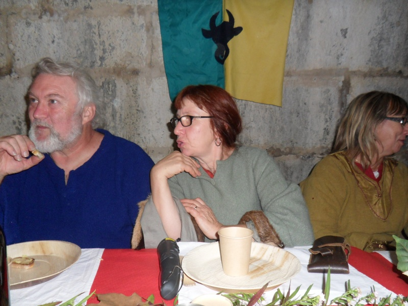 3ème Tournoi d'archerie de Brame-Farine (Fort Barraux 17 et 18 Octobre 2015) Sam_3913
