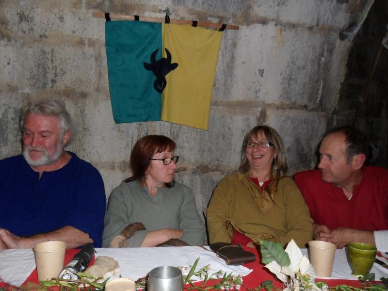 3ème Tournoi d'archerie de Brame-Farine (Fort Barraux 17 et 18 Octobre 2015) Sam_3915