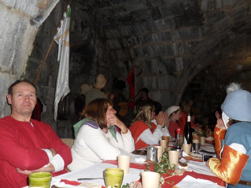 3ème Tournoi d'archerie de Brame-Farine (Fort Barraux 17 et 18 Octobre 2015) Sam_3917