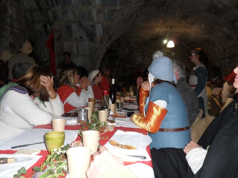 3ème Tournoi d'archerie de Brame-Farine (Fort Barraux 17 et 18 Octobre 2015) Sam_3918