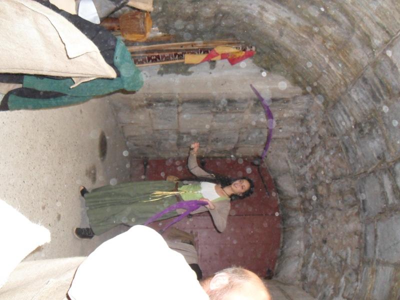 3ème Tournoi d'archerie de Brame-Farine (Fort Barraux 17 et 18 Octobre 2015) Sam_3921