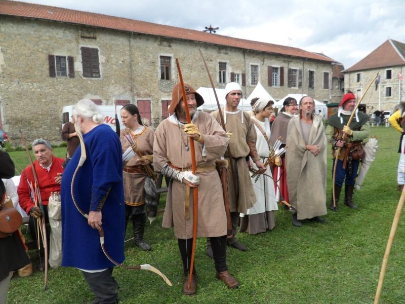 3ème Tournoi d'archerie de Brame-Farine (Fort Barraux 17 et 18 Octobre 2015) Sam_3931