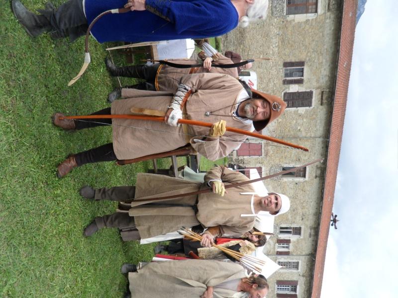 3ème Tournoi d'archerie de Brame-Farine (Fort Barraux 17 et 18 Octobre 2015) Sam_3932