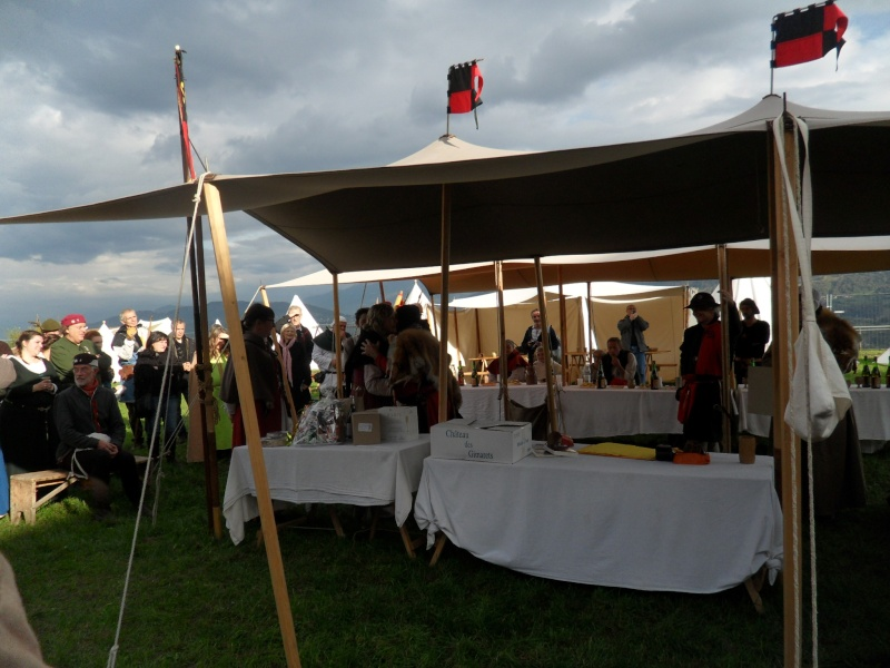 3ème Tournoi d'archerie de Brame-Farine (Fort Barraux 17 et 18 Octobre 2015) Sam_3936
