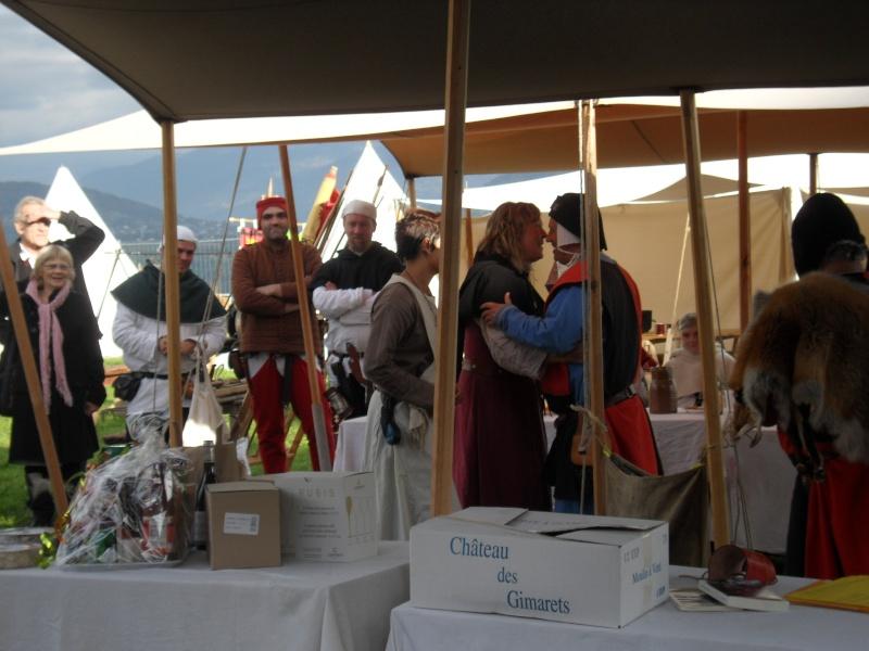 3ème Tournoi d'archerie de Brame-Farine (Fort Barraux 17 et 18 Octobre 2015) Sam_3938