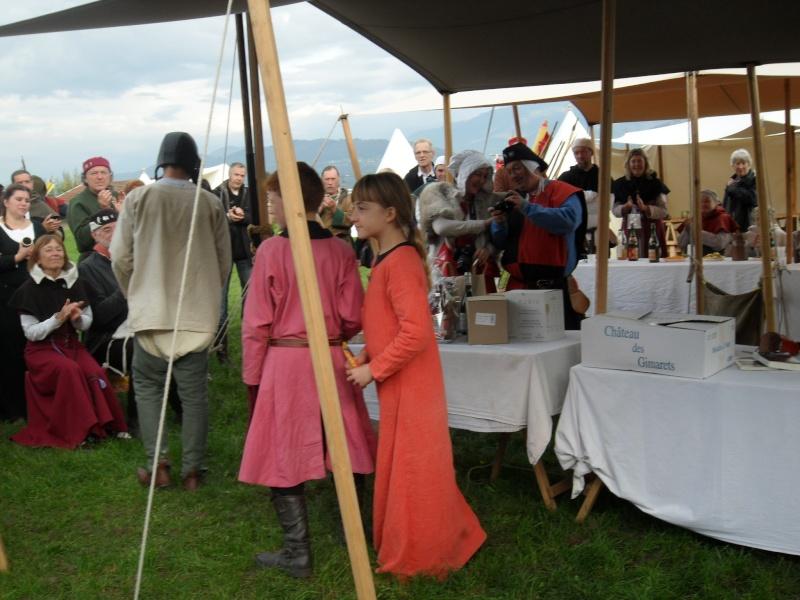 3ème Tournoi d'archerie de Brame-Farine (Fort Barraux 17 et 18 Octobre 2015) Sam_3940