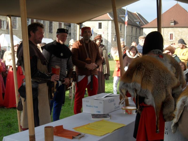 3ème Tournoi d'archerie de Brame-Farine (Fort Barraux 17 et 18 Octobre 2015) Sam_3942