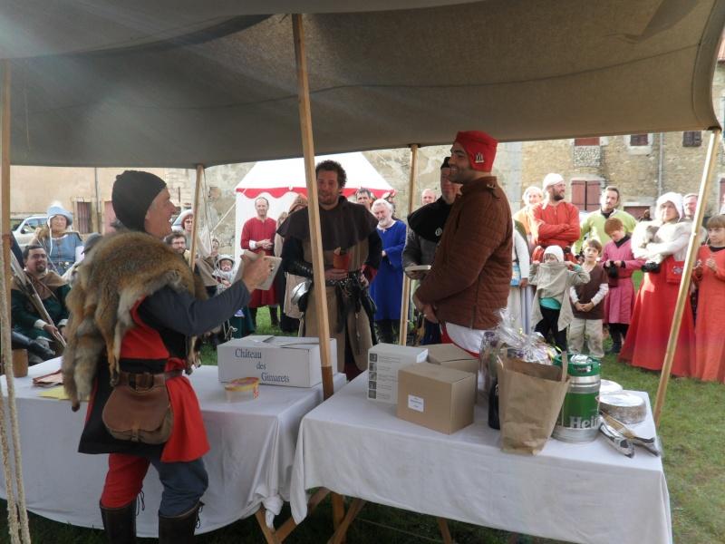 3ème Tournoi d'archerie de Brame-Farine (Fort Barraux 17 et 18 Octobre 2015) Sam_3944