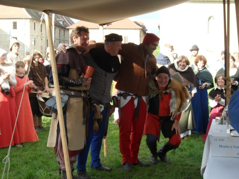 3ème Tournoi d'archerie de Brame-Farine (Fort Barraux 17 et 18 Octobre 2015) Sam_3945
