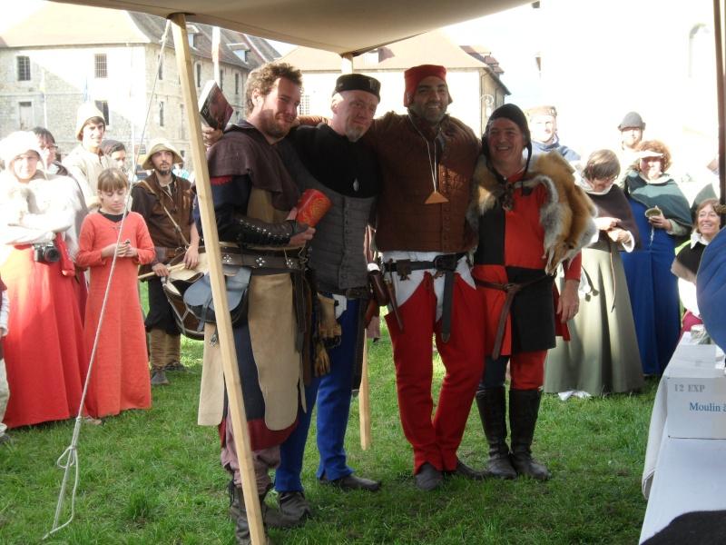 3ème Tournoi d'archerie de Brame-Farine (Fort Barraux 17 et 18 Octobre 2015) Sam_3946