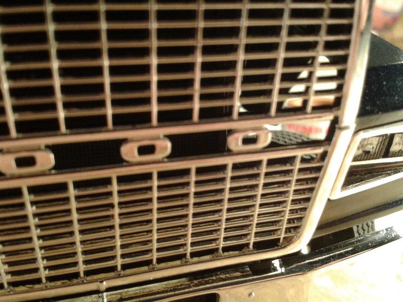 Ford LTL 9000 1:25 von Revell 01211