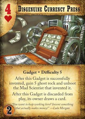 """SD #7 : """"Dirty Deeds"""" Gadget10"""