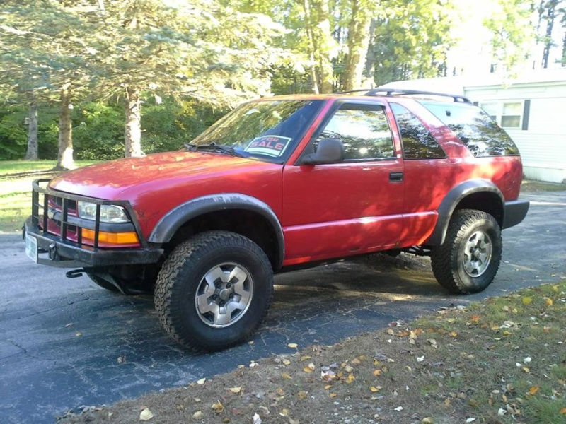 98 Blazer ZR2 (Beater with a heater) 12081510