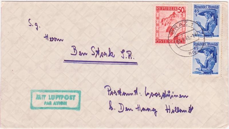 Trachtenserien ANK 887 - 923 und 1052 - 1072 Belege - Seite 5 1949se10