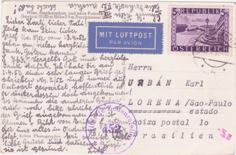 Orange Landschaft Österreich - Belege - Seite 4 1952iv10