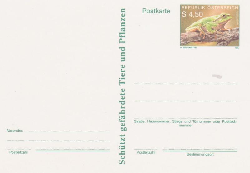 Frösche, Kröten und andere Lurche 1990la10
