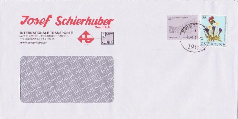 1. Mai 2011 Ersttag von 15 Briefmarken in Österreich !!! 2011v110