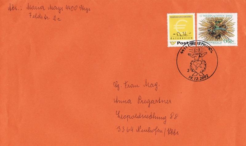 Österreich - Ergänzungsmarke  Img0113