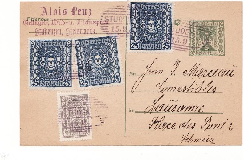 """Postkartenserie """"Quadratischer Wertstempel - Wertziffer im Dreieck"""" 1922-24 - Seite 3 Img19"""