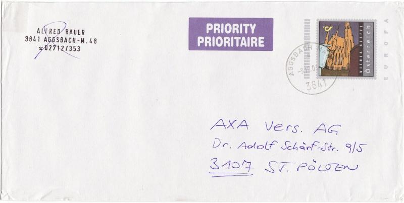 Bonusbriefe der österreichischen Post Img31