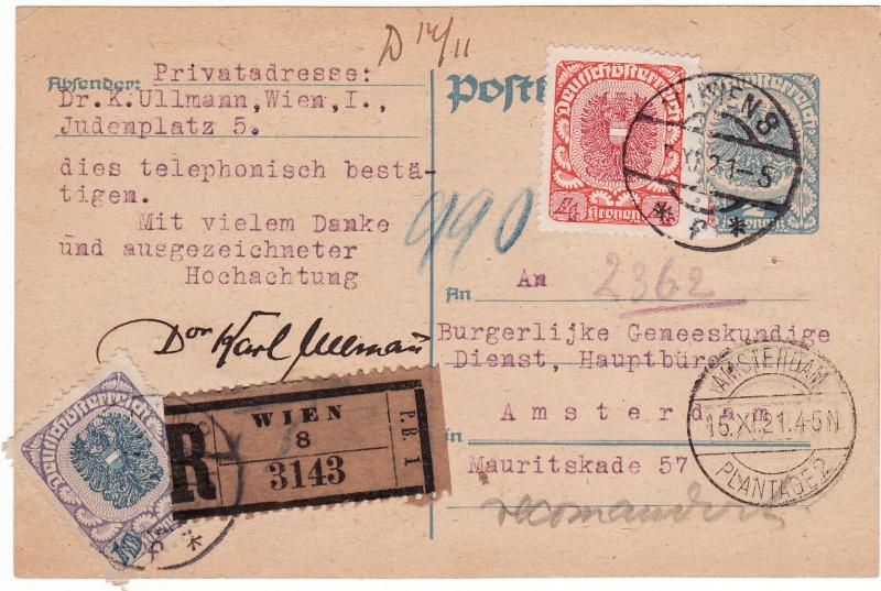 """Postkartenserie """"Neuer Wappenadler"""", Inschrift """"Deutschösterreich"""" - Seite 2 Img_0036"""