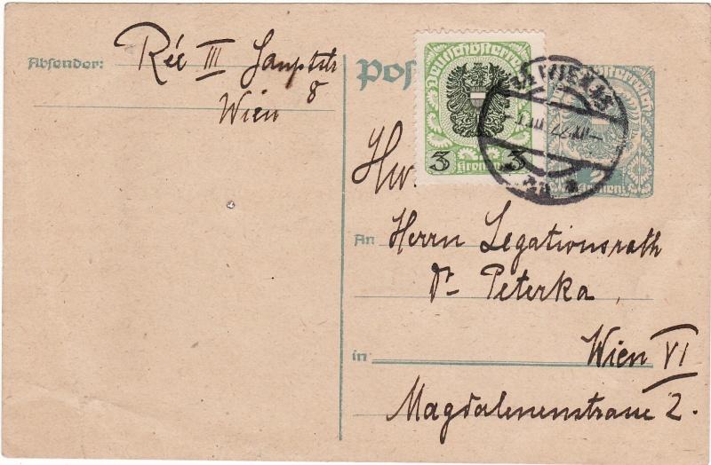"""Postkartenserie """"Neuer Wappenadler"""", Inschrift """"Deutschösterreich"""" - Seite 2 Img_0040"""