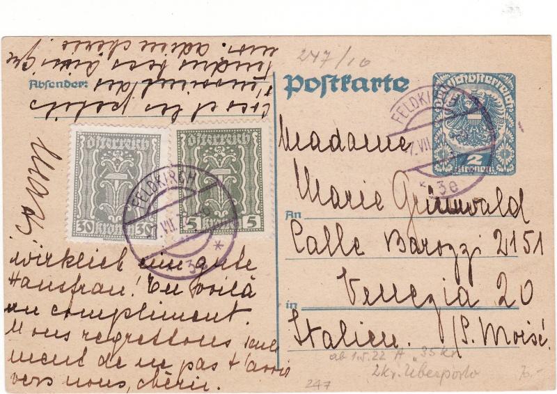 """Postkartenserie """"Neuer Wappenadler"""", Inschrift """"Deutschösterreich"""" - Seite 2 Img_0042"""