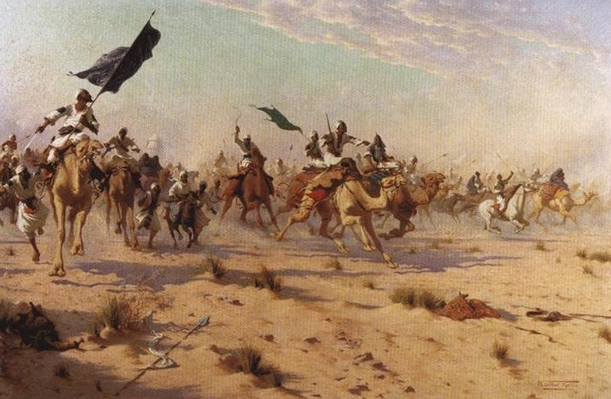 Bataille d'Omdurman Batail10