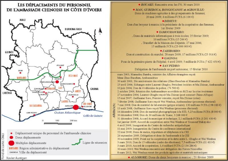 Géopolitique de l'Afrique Deplac10