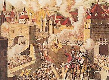 Guerre de Trente Ans (1618 à 1648 ) Guerre10