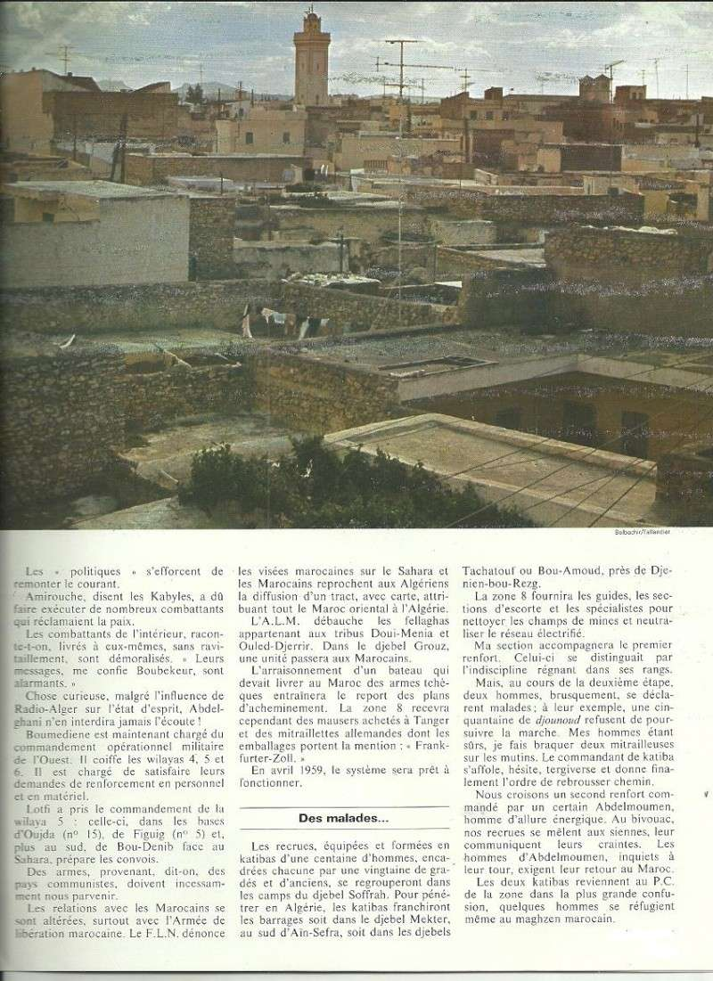 Service de documentation extérieure et de contre-espionnage français Houari10