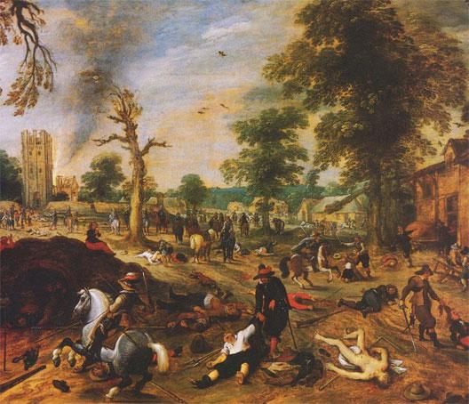 Guerre de Trente Ans (1618 à 1648 ) Pillag10