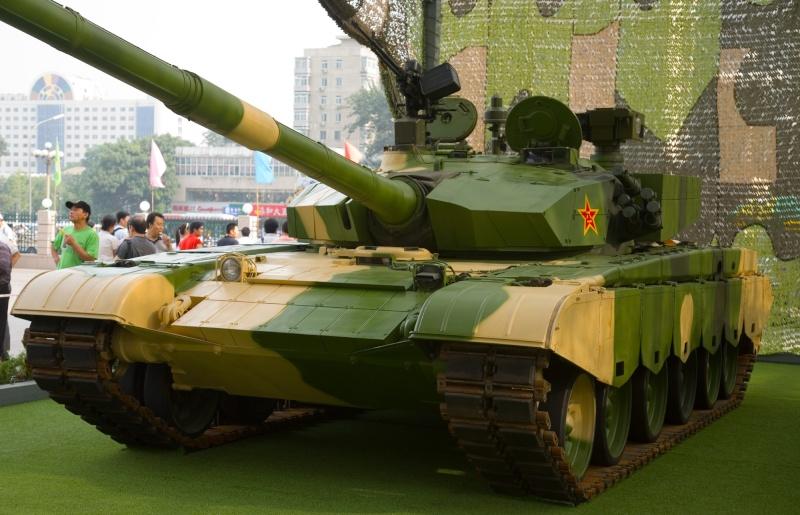 Char de combat chinois Type_910