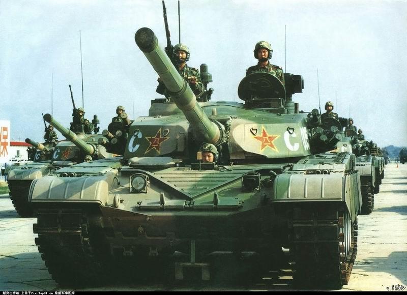 Char de combat chinois Type_911