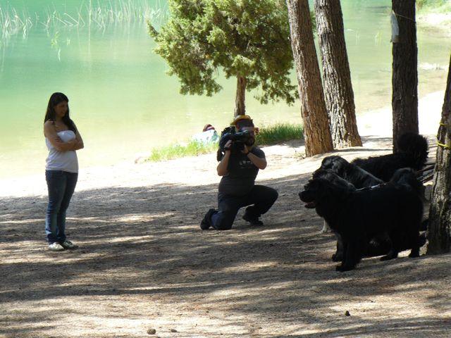 Entrenamiento en Bolarque y grabacion de La Sexta Noticias a SOSCAN (14 mayo 2011) 02_la_10