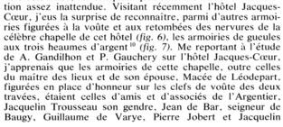 A la recherche du trésor de Jacques Coeur - Page 4 Varye10