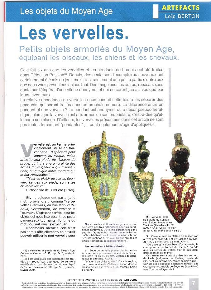 Pinjantes de caballeria medievales Vervel10